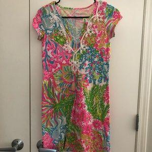 Lilly Pulitzer Summer Cotton Dress